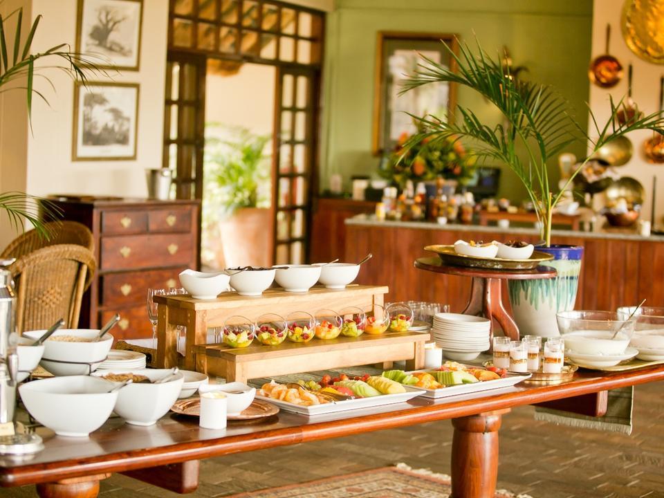 Frühstück Brunch, The Palm Restaurant