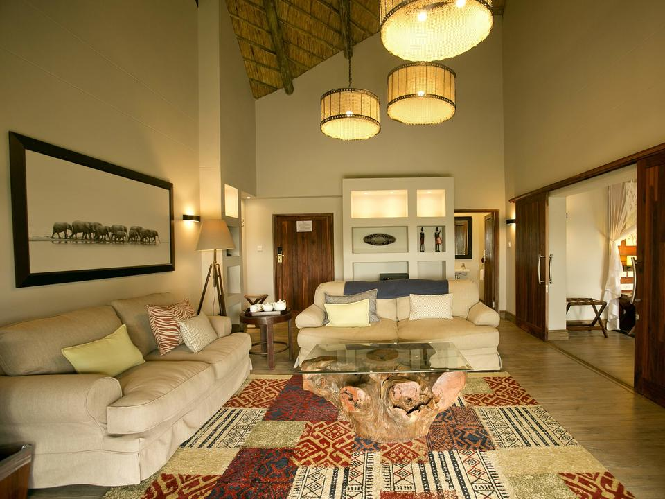 Executive Suite Lounge, Ilala Lodge Hotel