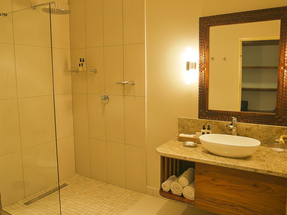 Badezimmer in Standardzimmern