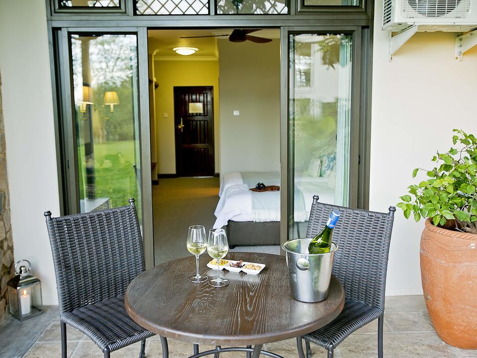 Standard Zweibettzimmer Balkon, Ilala Lodge Hotel