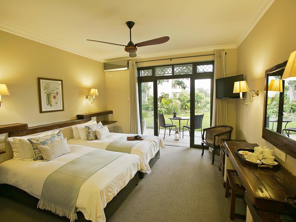 Standard-Zweibettzimmer, Ilala Lodge Hotel