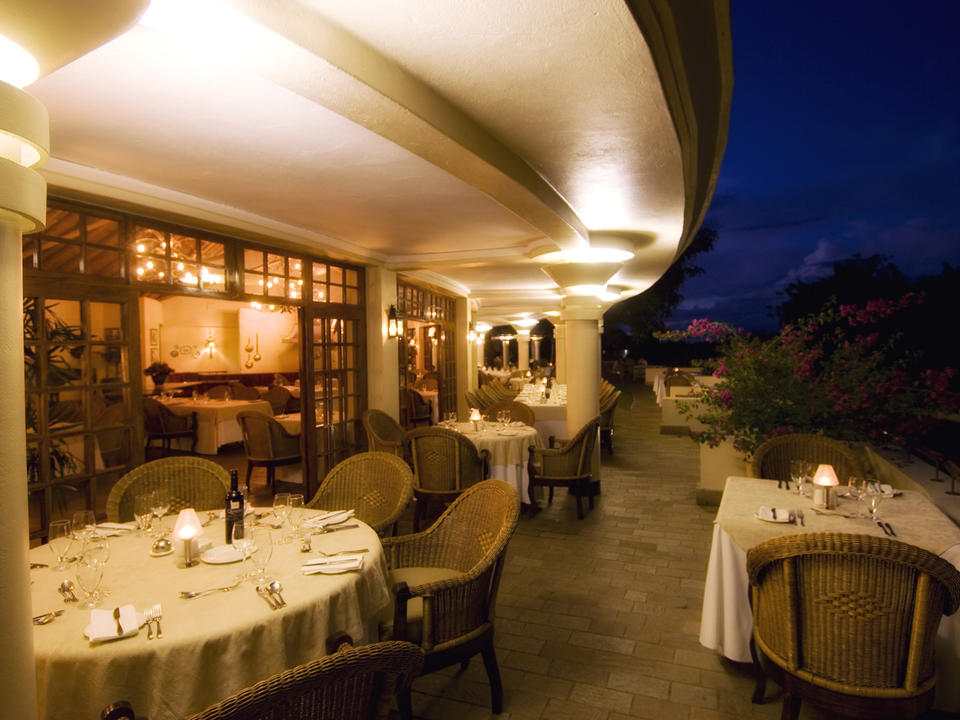 The Palm Restaurant Abend lay up - Fine Dining 4 * Alacarte