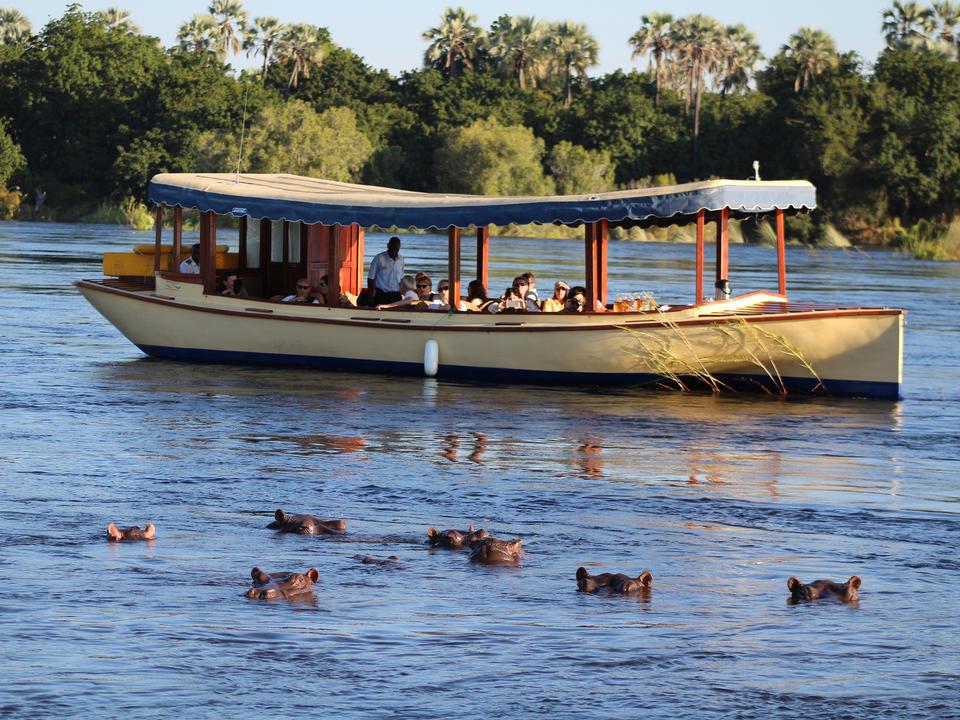 Ra-Ikane-Flusskreuzfahrt