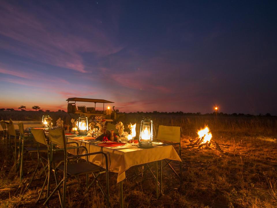 Busch Abendessen