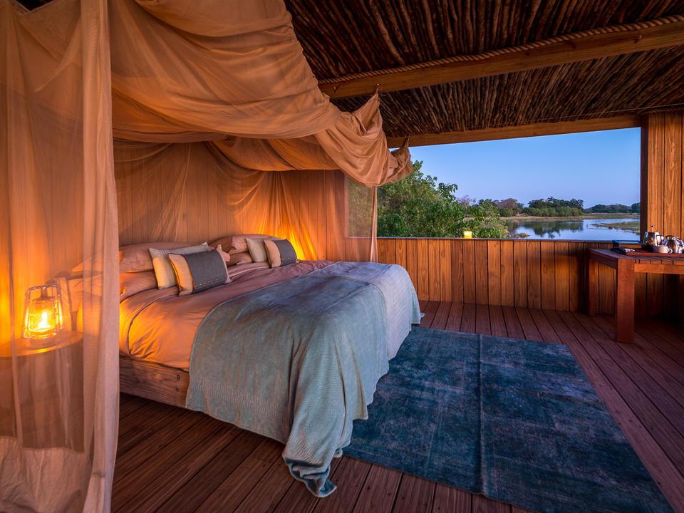 Savuti's Star Bed Sleepout ist ein einmaliges Safari-Erlebnis