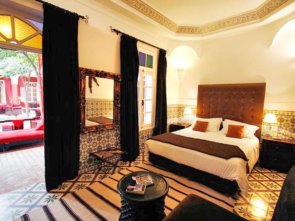 Hotels Riads Und Unterkunfte In Marokko Das Beste Auf Einer Uberblickskarte