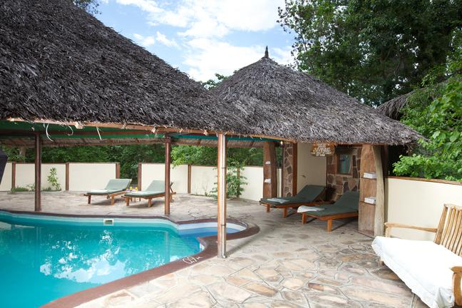 Accommodation - Ruaha & Selous Safari