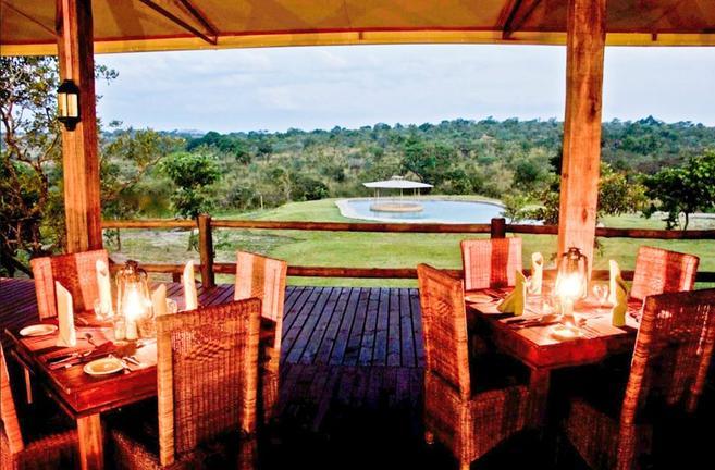 NKAMBENI TENTED LODGE & Alojamiento - Los 5 Grandes en Parque Kruger 3 noches en 3 y 4 ...