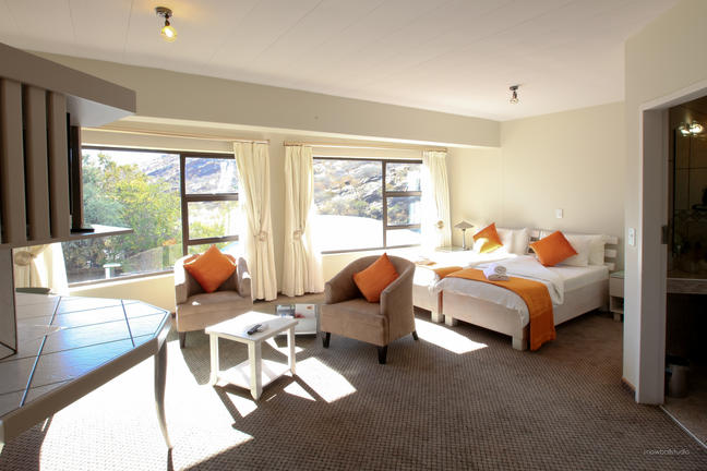 Accommodation - Authentic Namibia Tour - Fully guided