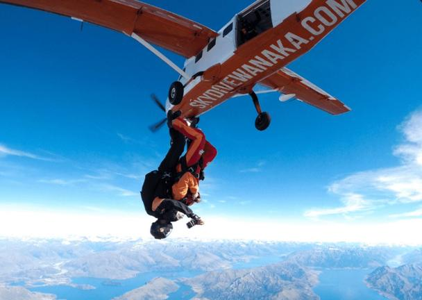 SkydiveWanaka