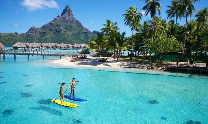 5 Days Bora Bora Tahiti Holiday Package Guest Pacific