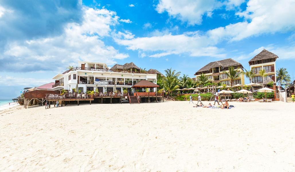 Accommodation - 17 Day Self-Drive Zanzibar Honeymoon