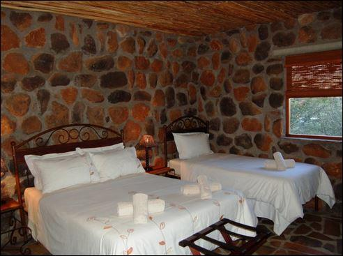 Stone Cottage Twin Room