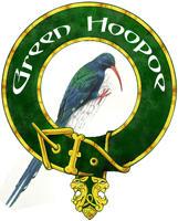 Green Hoopoe Suite