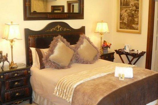 4. Standard Room with Garden View