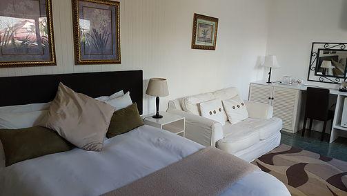 Deck Room (Double bed)