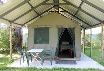 Campsite Tents
