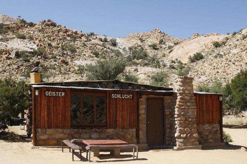 Klein Aus Vista Geisterschlucht Cabin Gondwana Collection