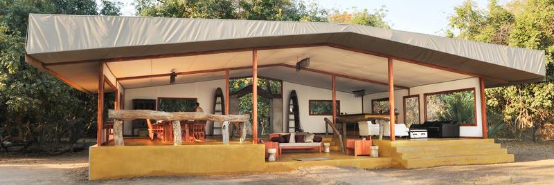 Mikuni bush camp