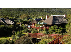 Villa Lobengula at Shamwari Game Reserve