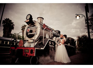 Weddings with Rovos Rail