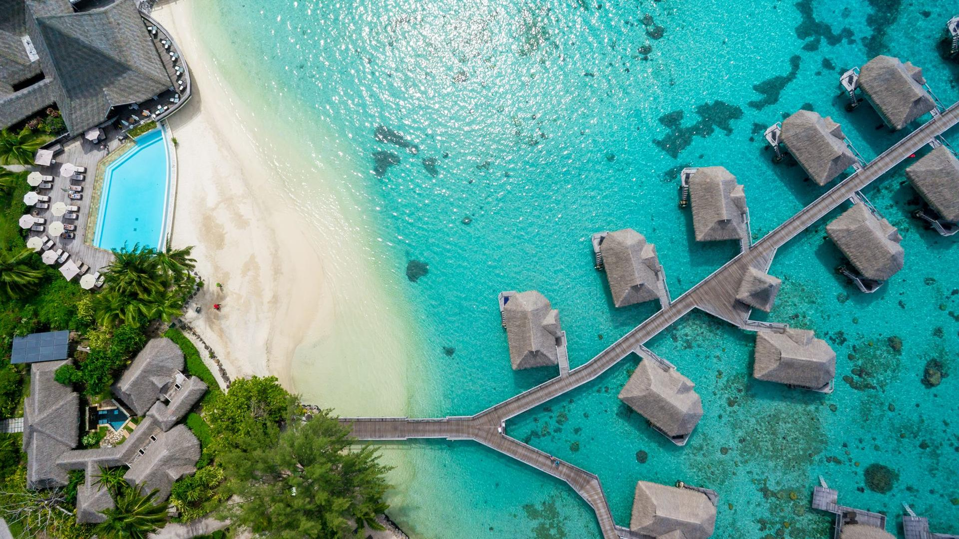 Sofitel Moorea Ia Ora Beach Resort Home