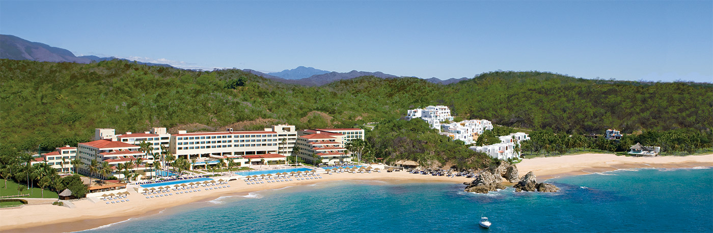 Dream Huatulco Resort Spa Mexico