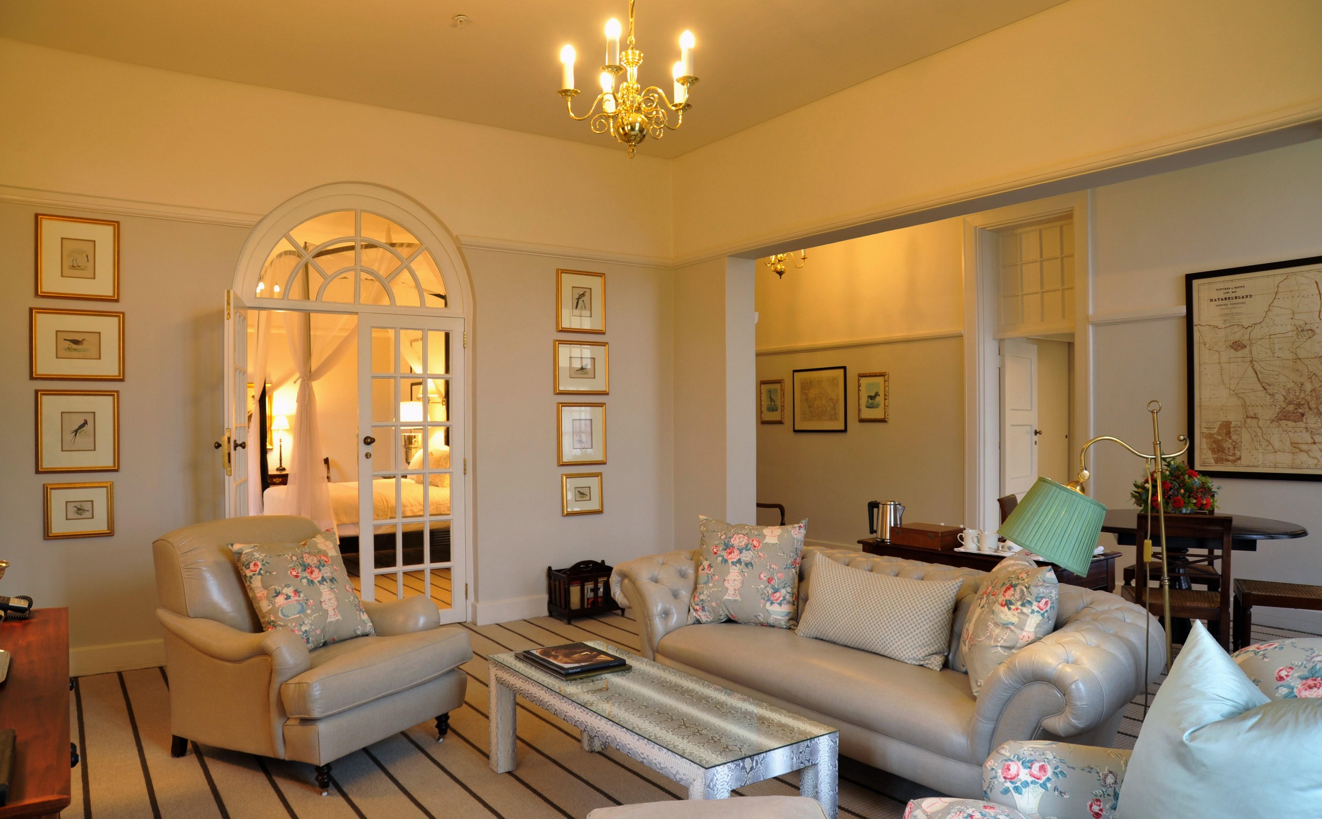 Rooms: Victoria Falls Hotel