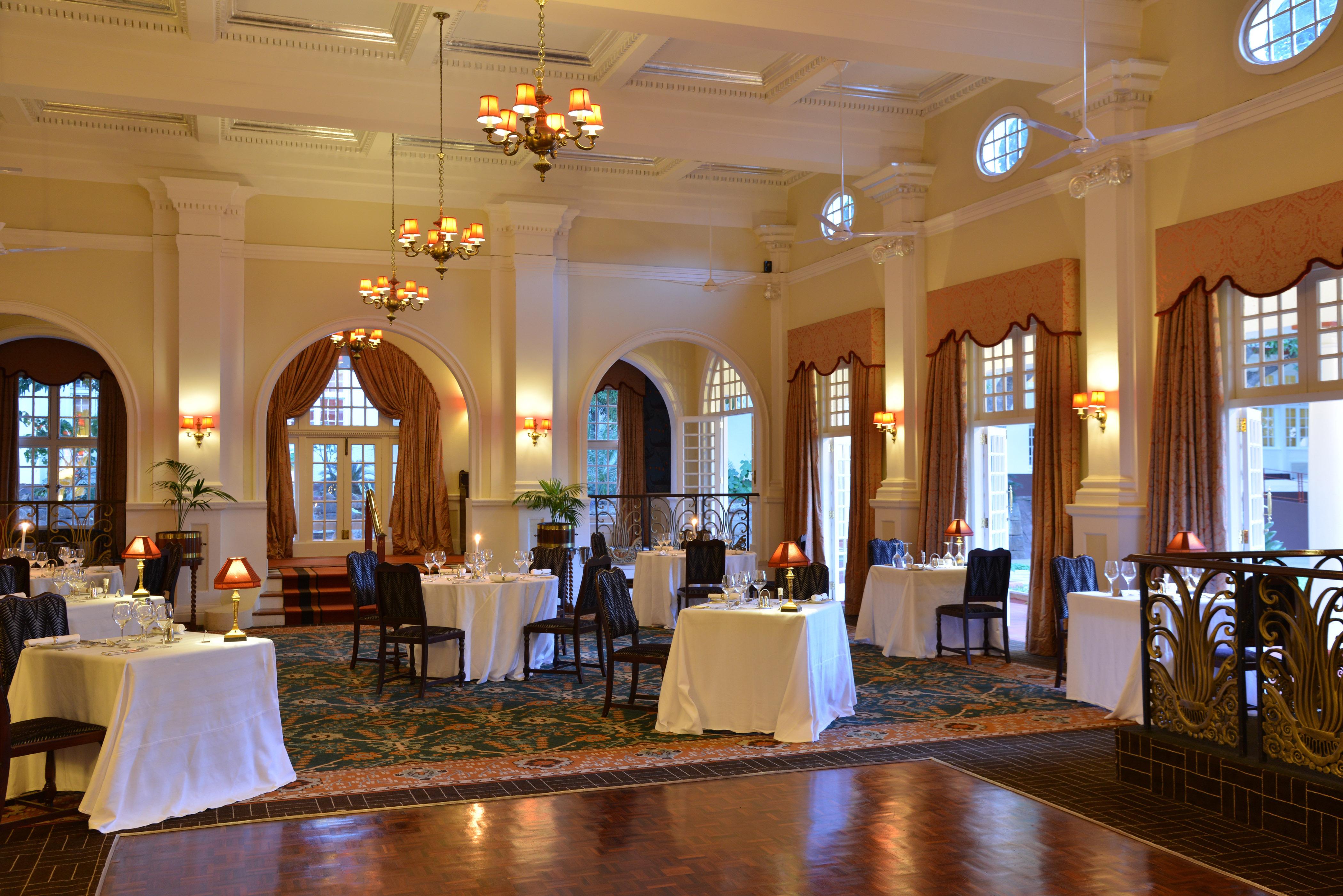 Livingstone Room At Victoria Falls Hotel
