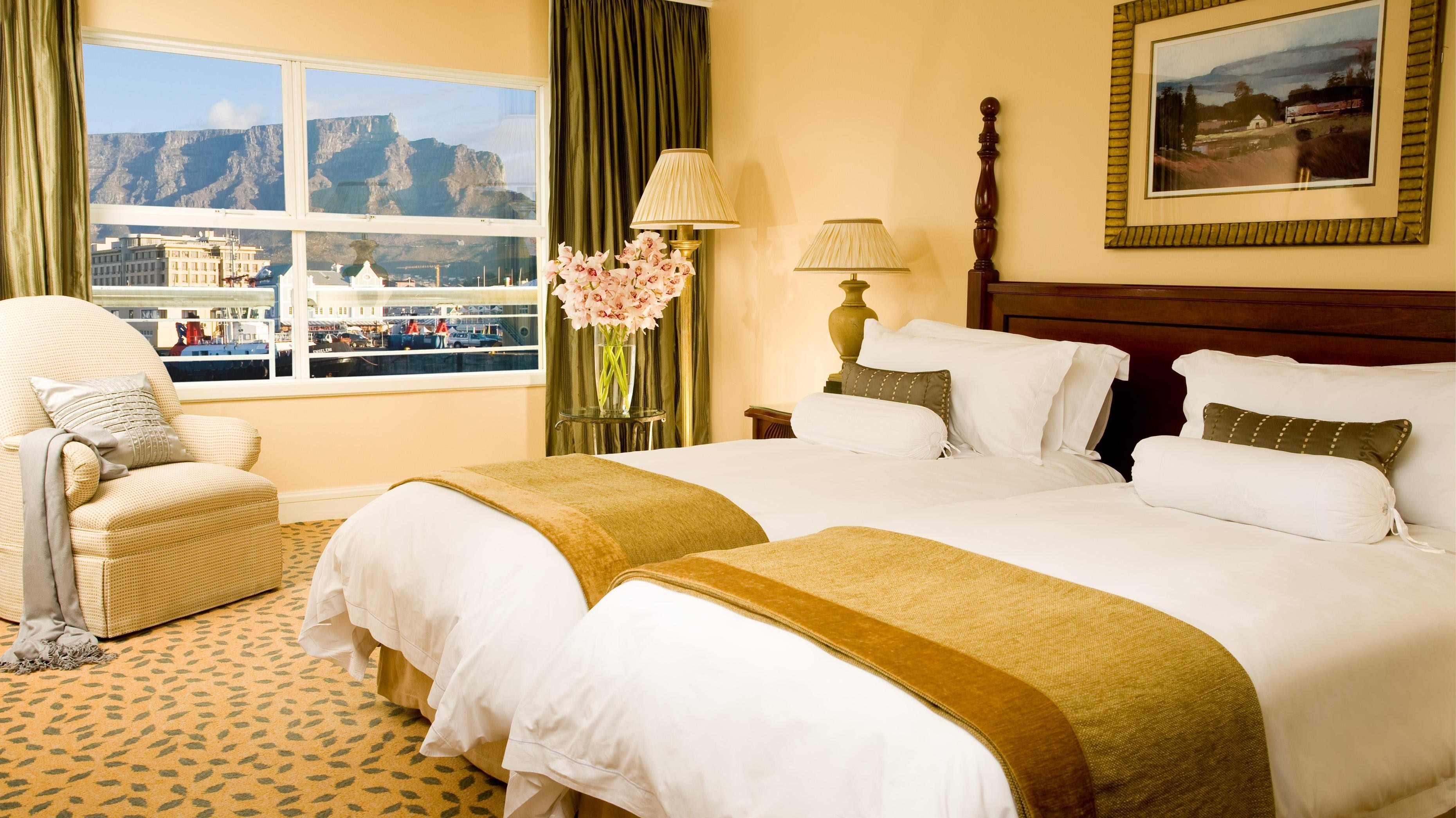 Table Bay Hotel Rooms