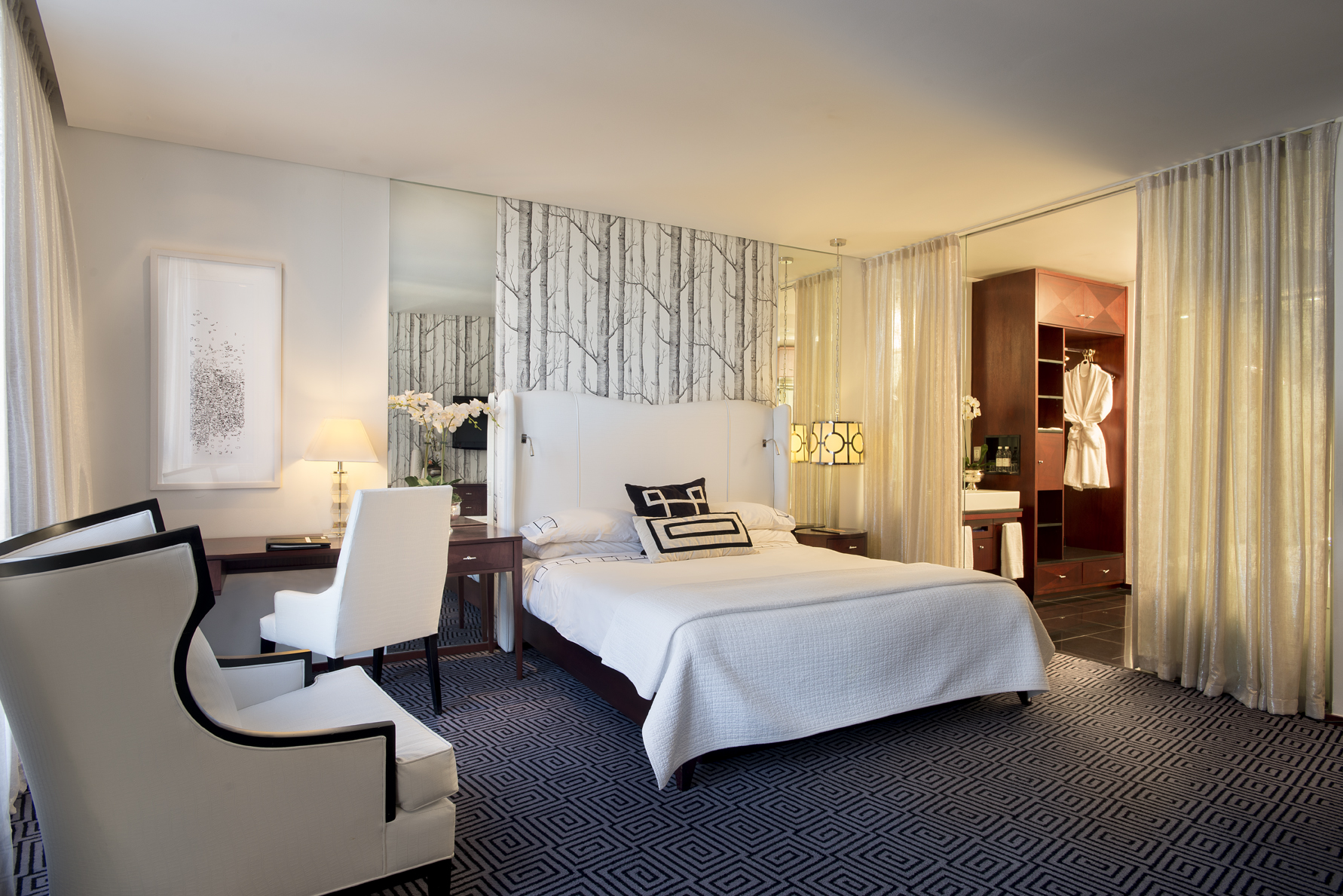 Which hotels have two bedroom suites modern home interior ideas Two bedroom hotels in chicago