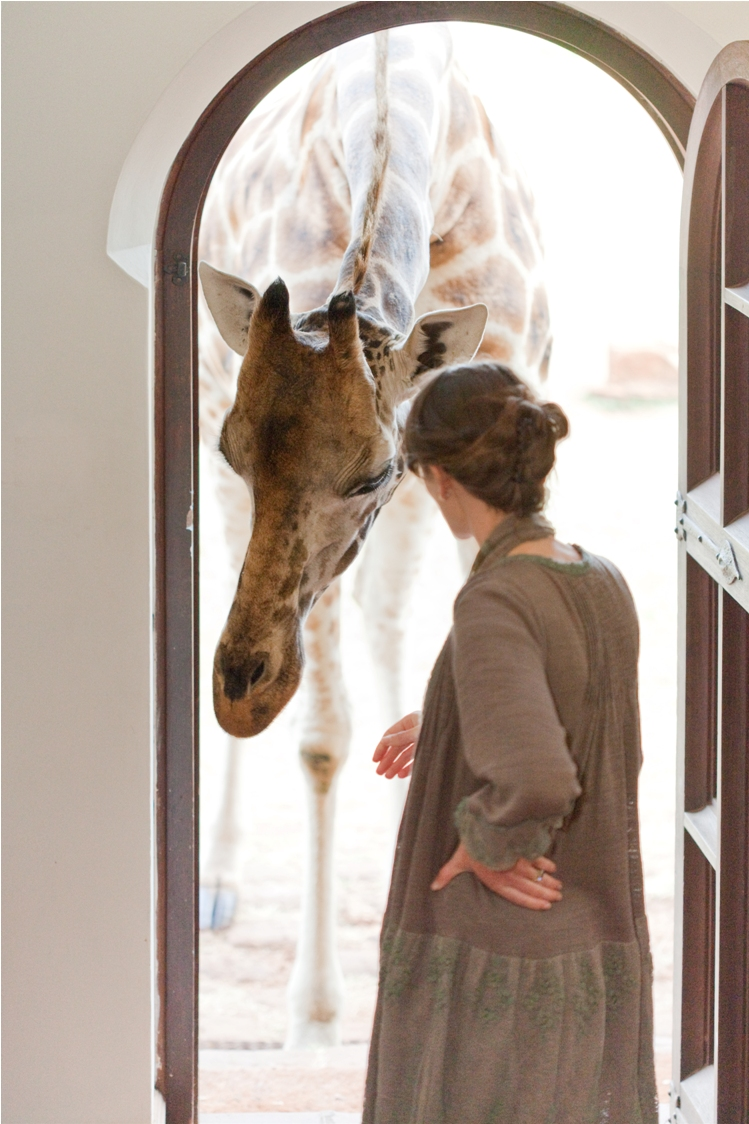Giraffe Manor Rooms