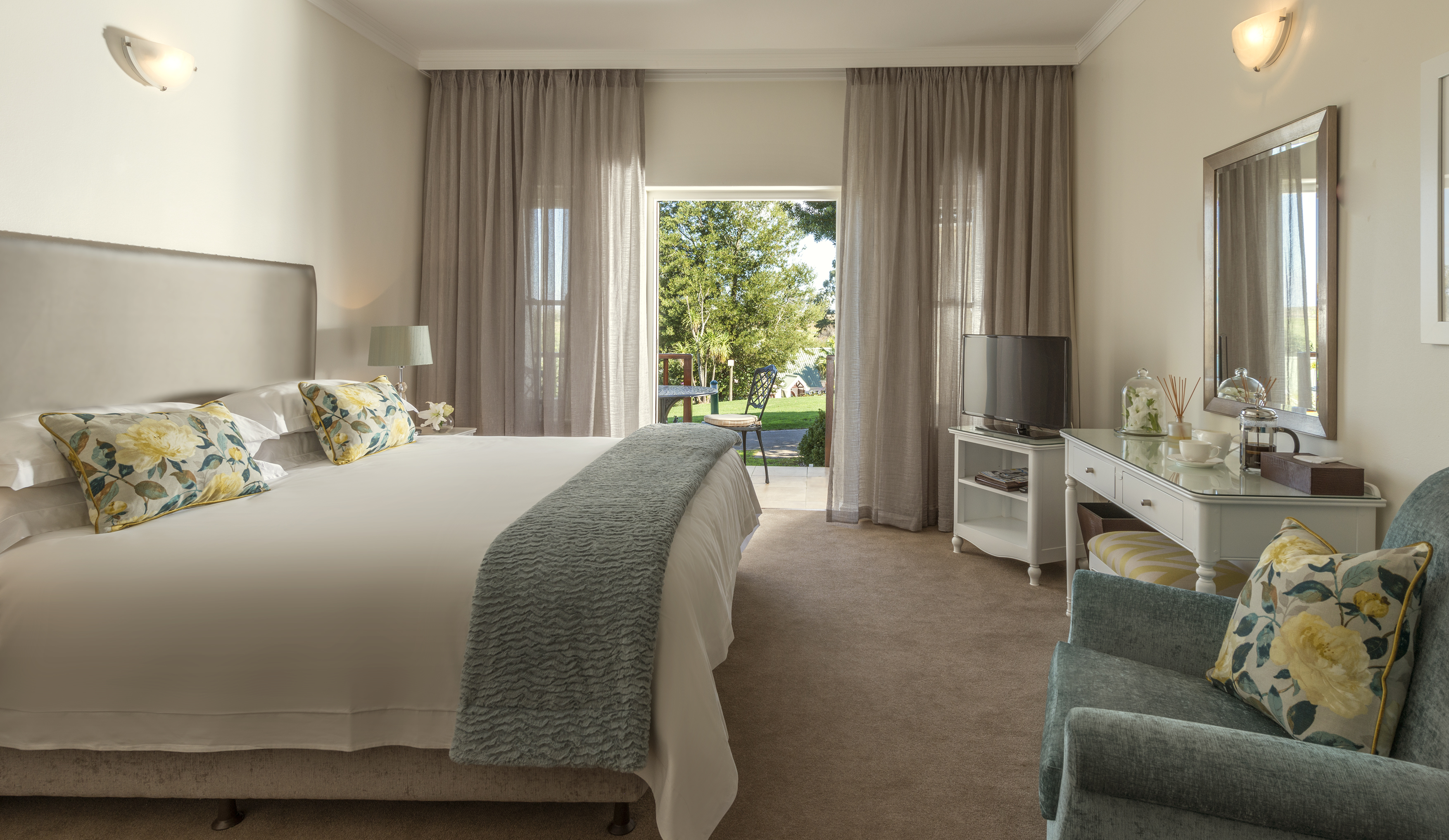 Fancourt Hotel Rooms