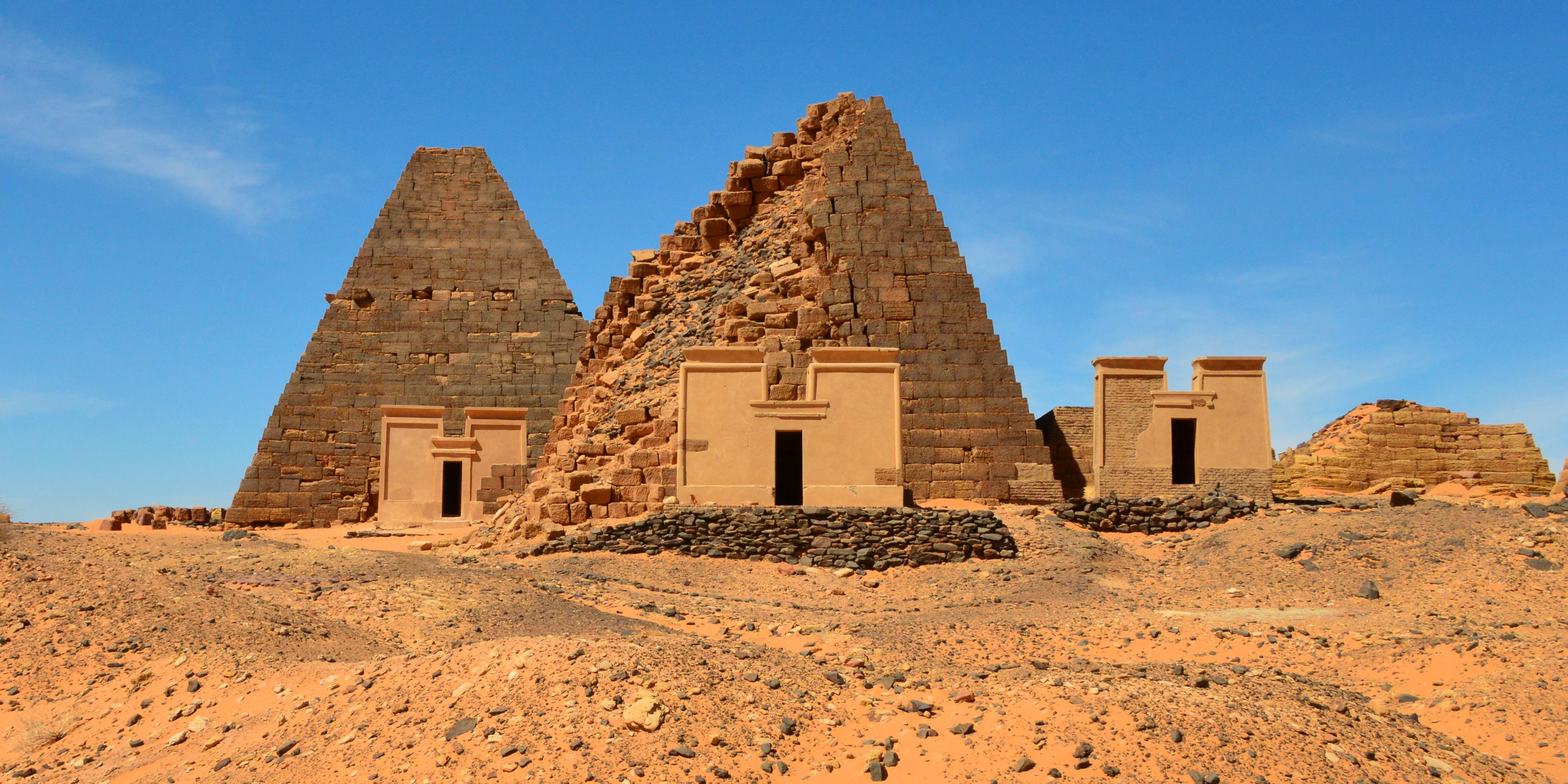 10 Day Kingdom of Black Pharaohs Group Tour