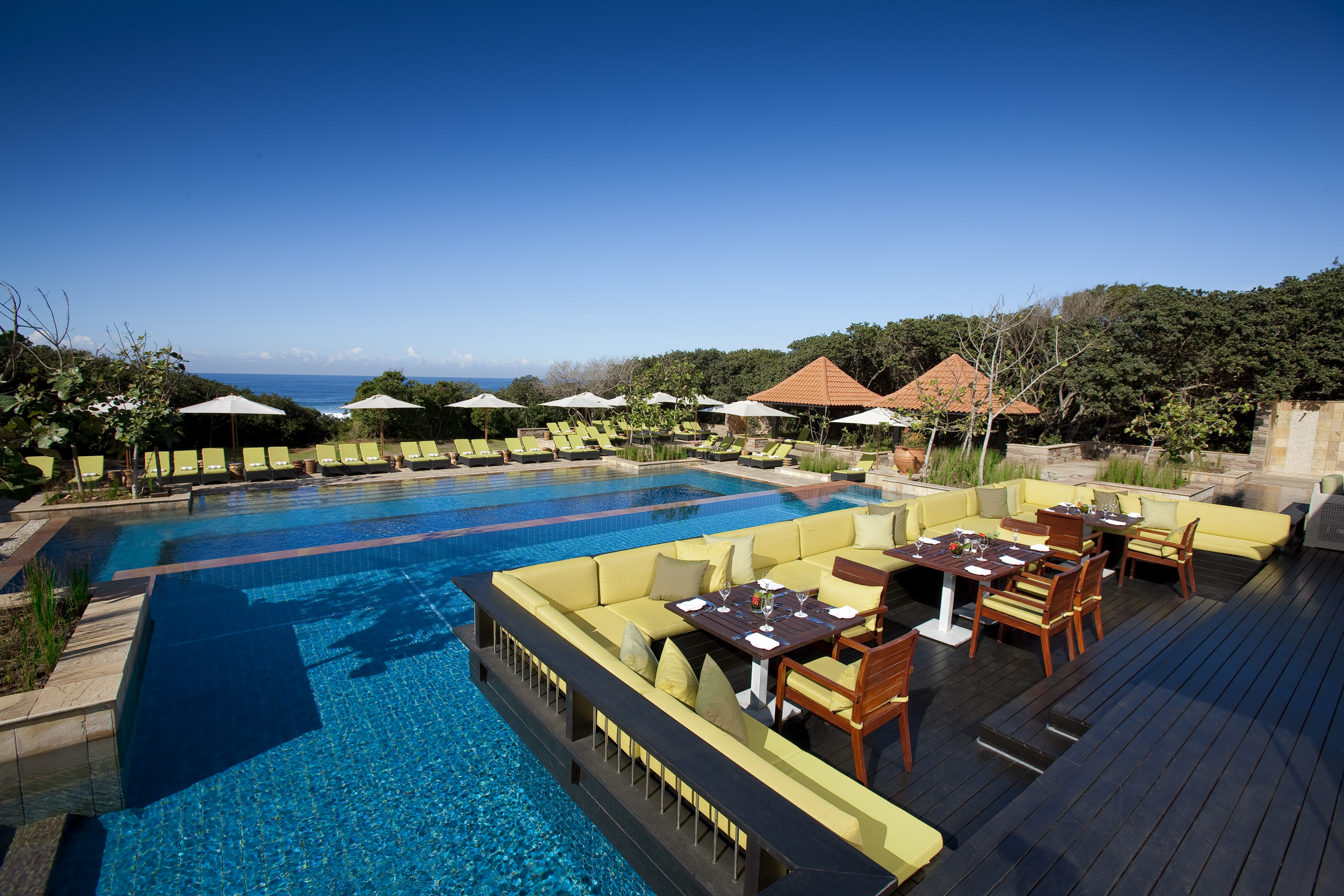 Fairmont Zimbali Resort Rooms