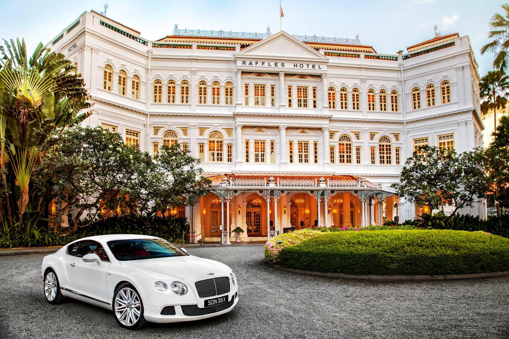 Raffles hotel singapore facilities for Raffles hotel singapore swimming pool