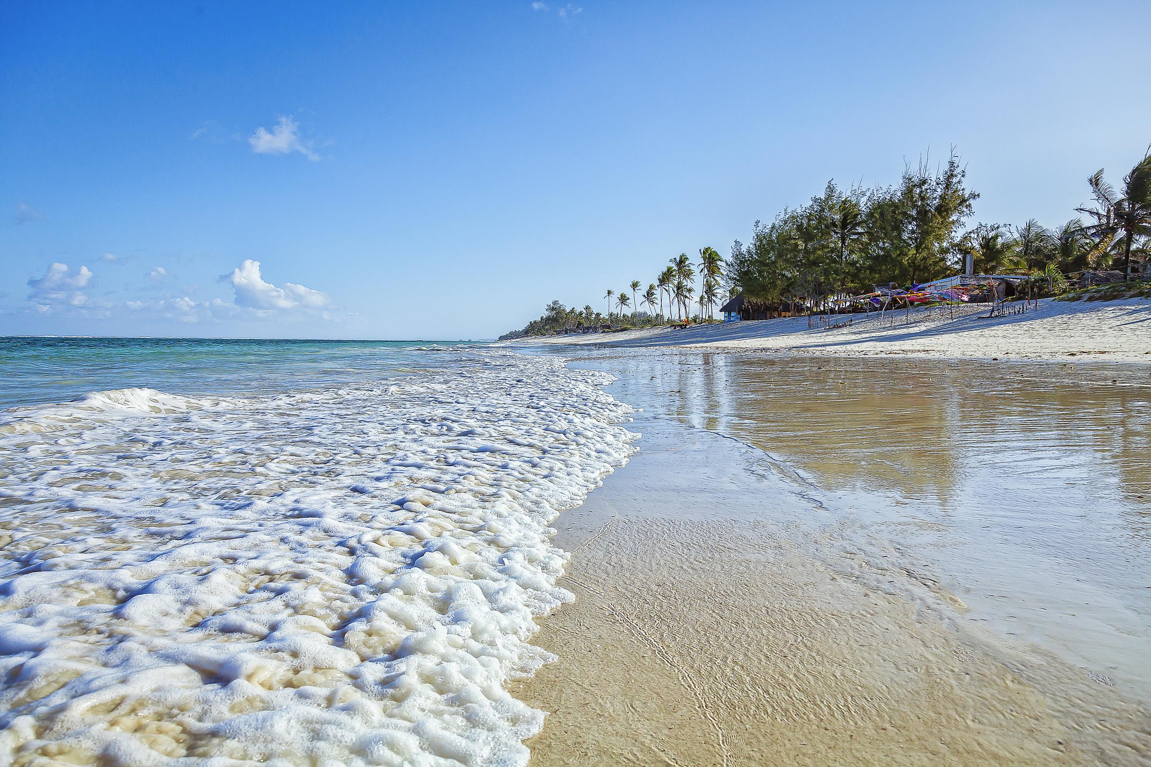 Diani beach activities