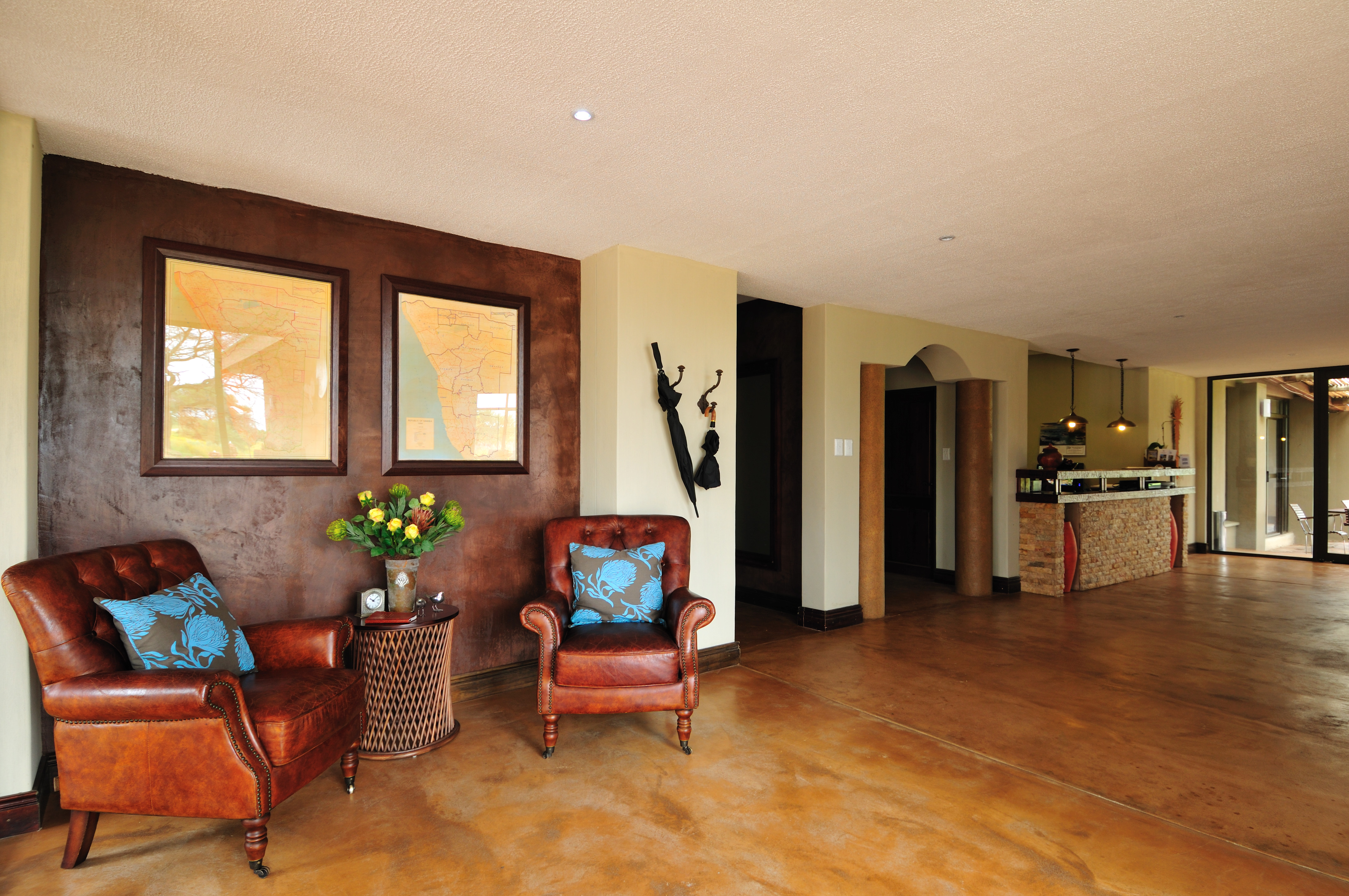 10 >> Otjiwa Lodge - Rates