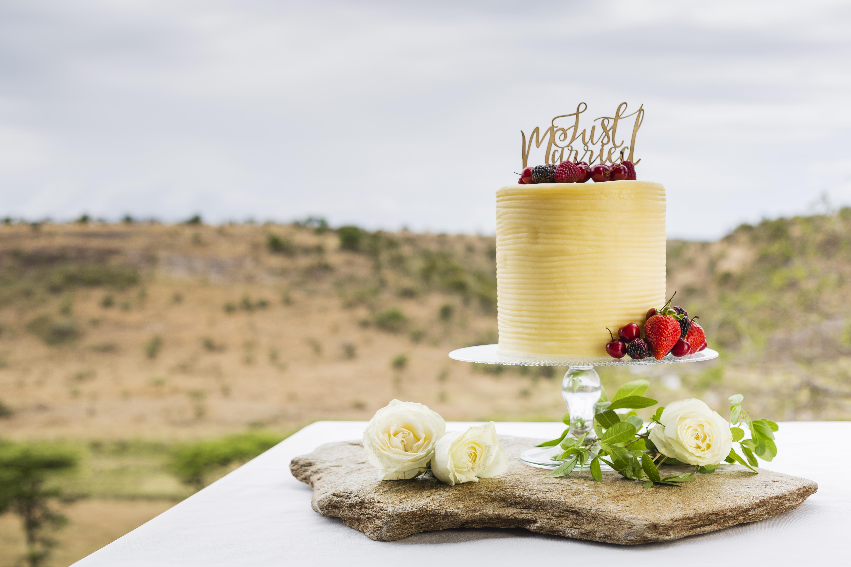 Wedding Cake Brochure