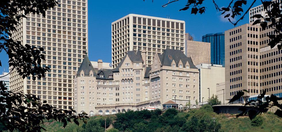 The Fairmont Hotel Macdonald Contact Details