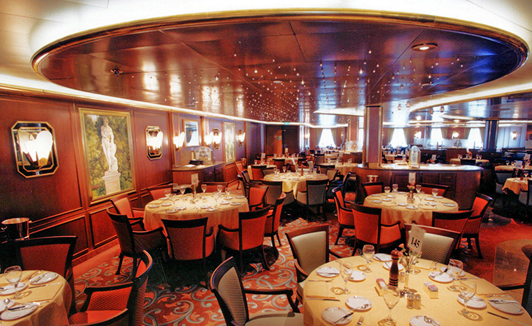 Take A Bite Out Of 24 Modern Dining Rooms: Star Princess
