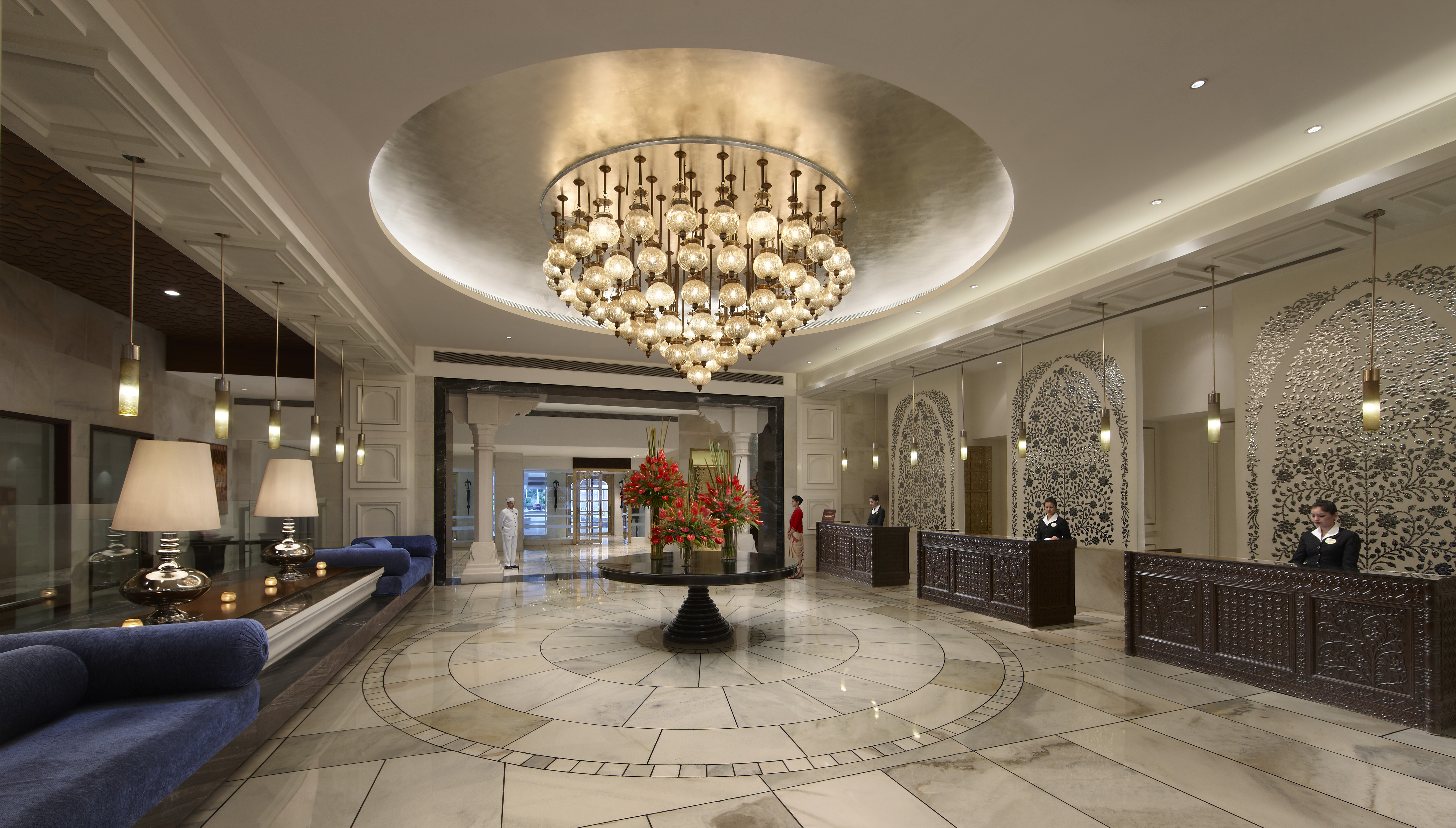 Itc mughal for Luxury hotel collection