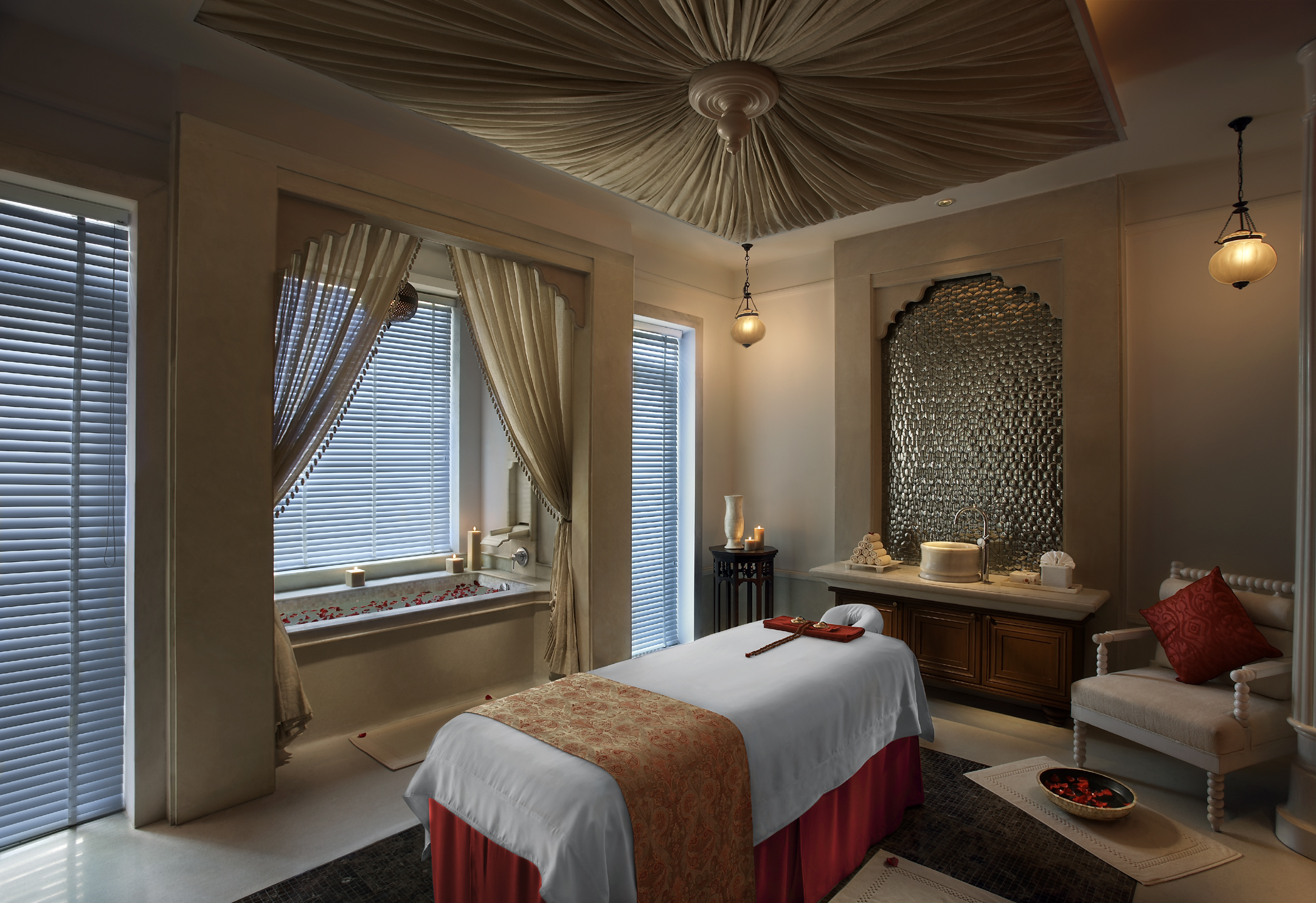 Spa Decor For Home Itc Mughal