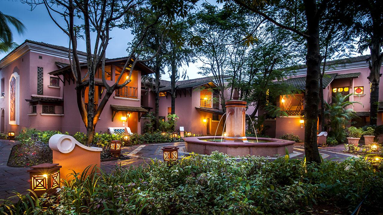 Park Hyatt Goa Restaurants
