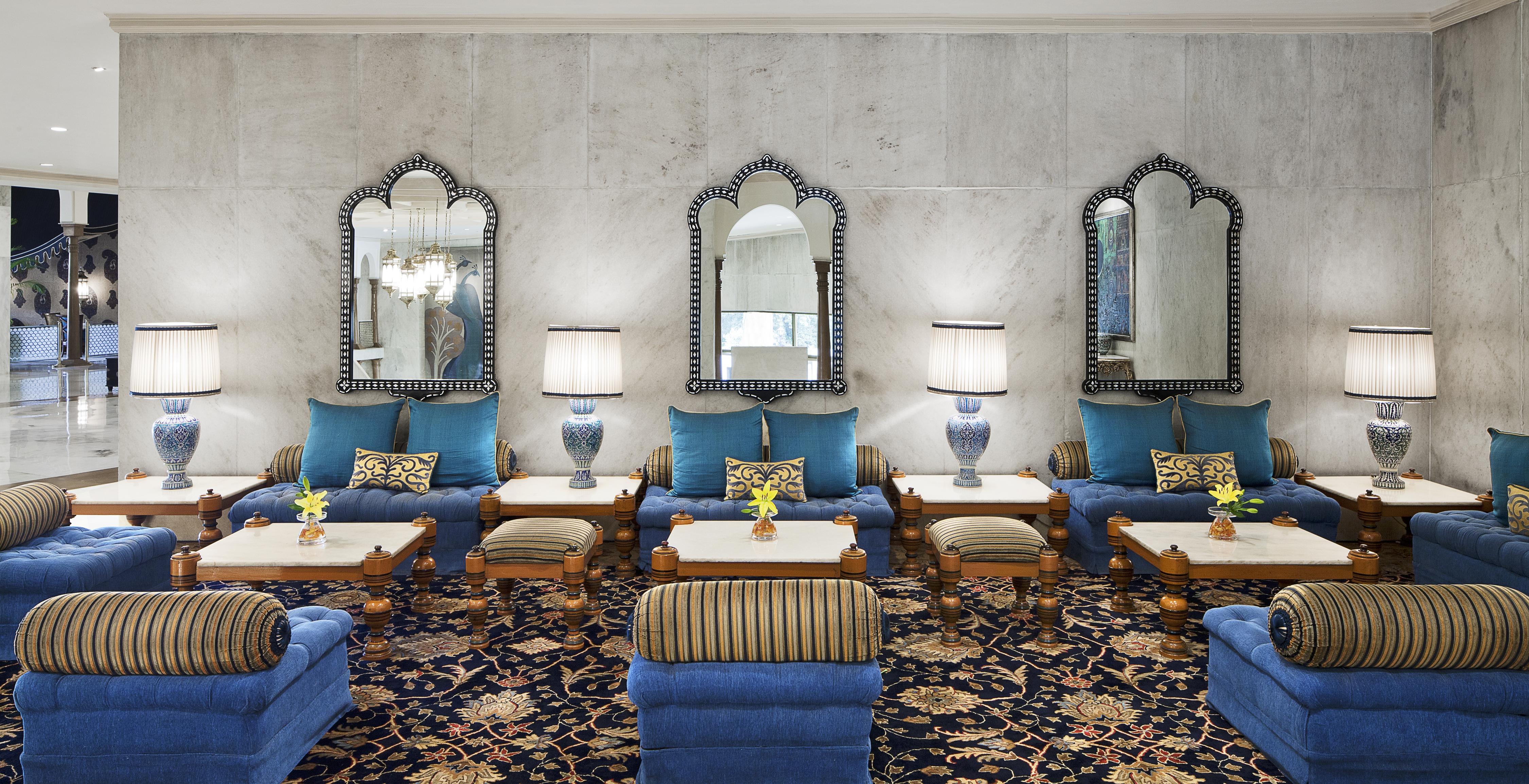 Delhi Taj Hotel Restaurant
