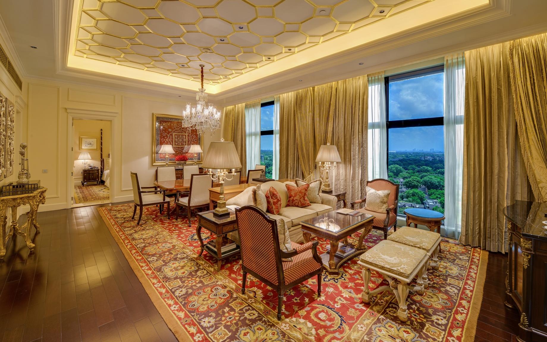 The Leela Palace New Delhi Rooms