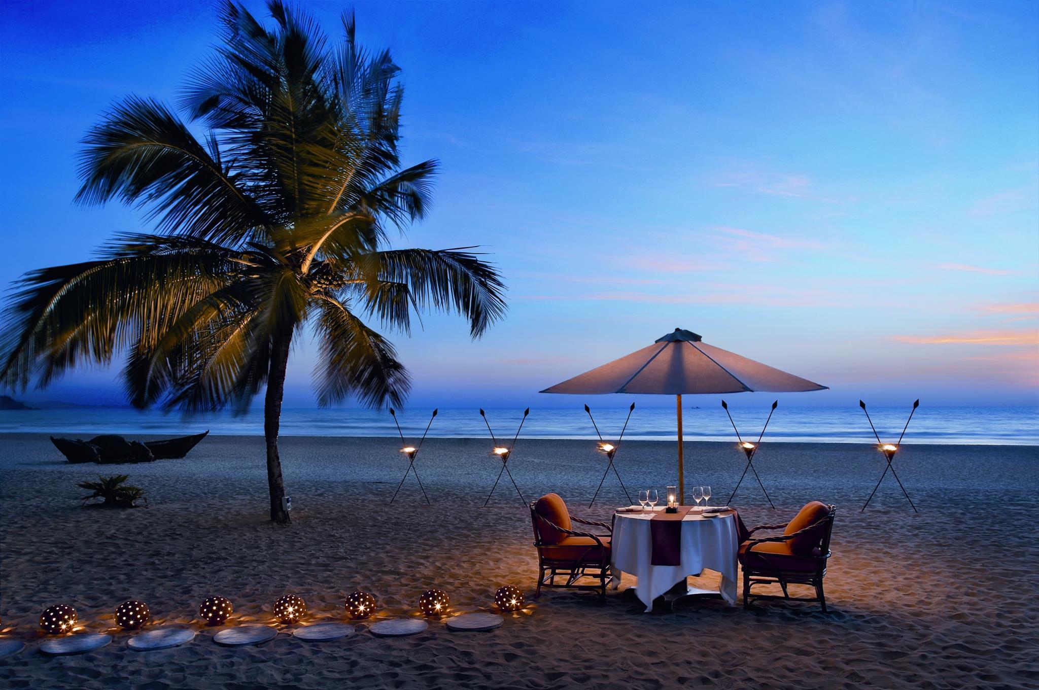 The Leela Goa Beach Resort