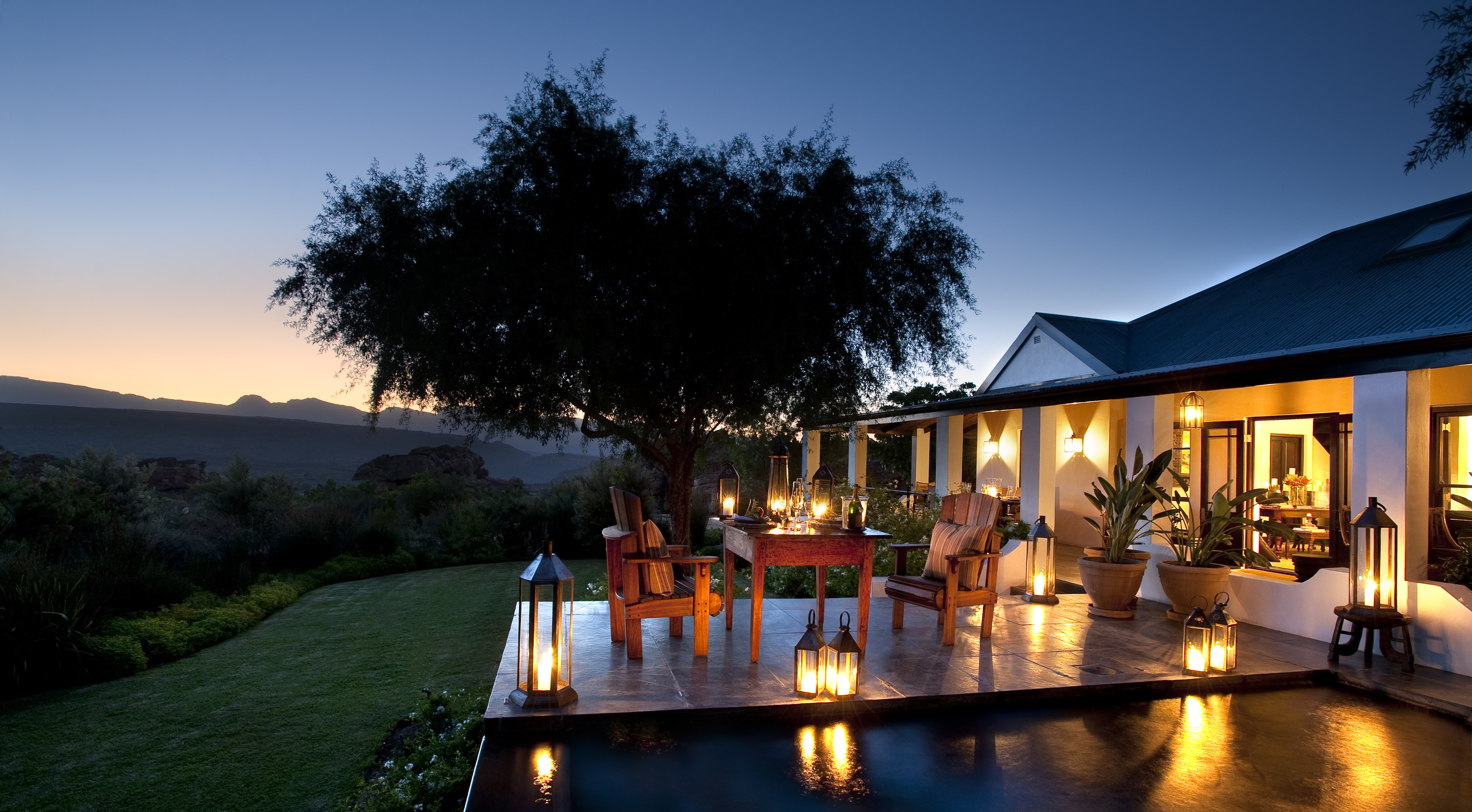 Hotel And Spa Packages Western Cape
