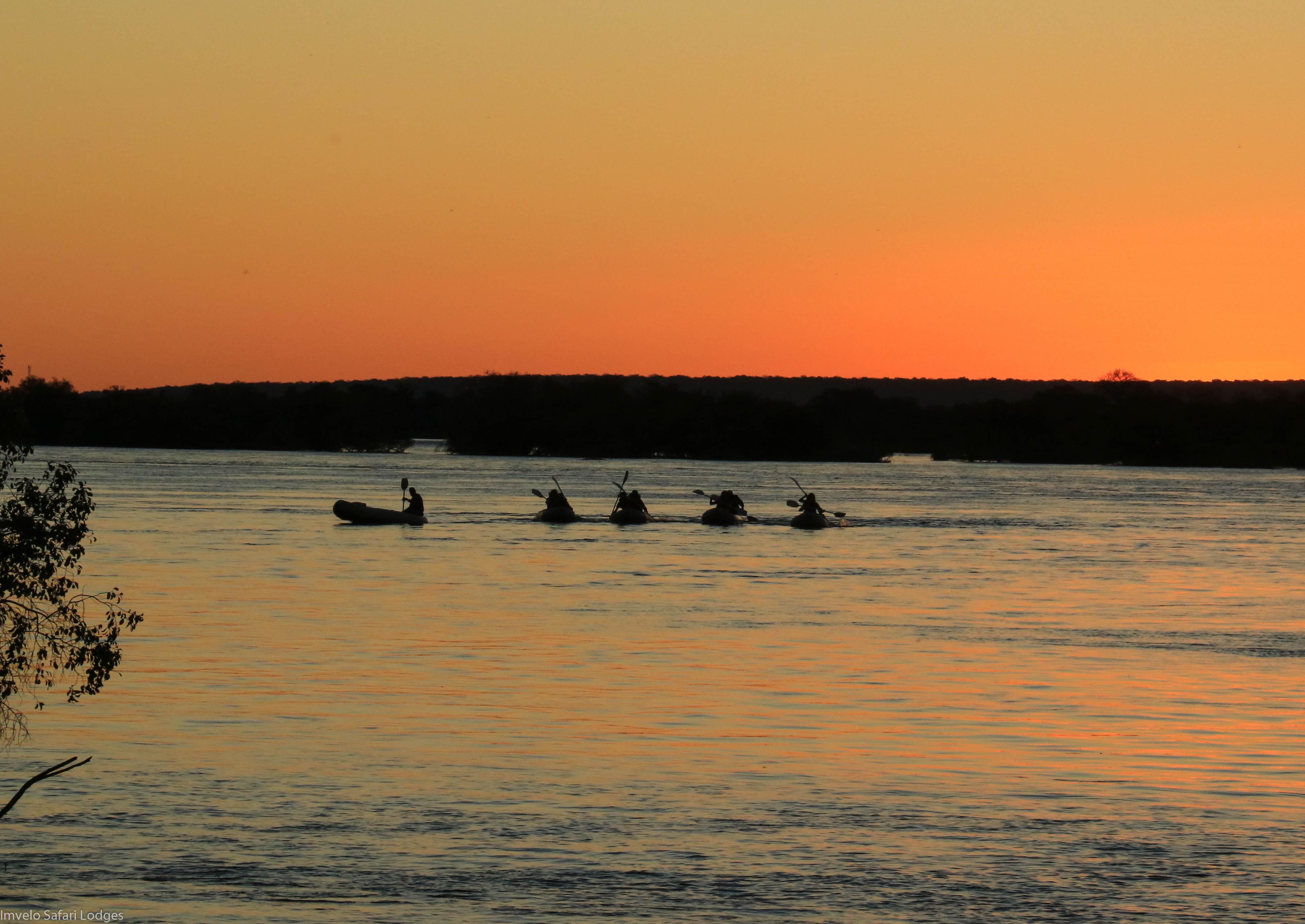 Zambezi Sands River Camp Activities