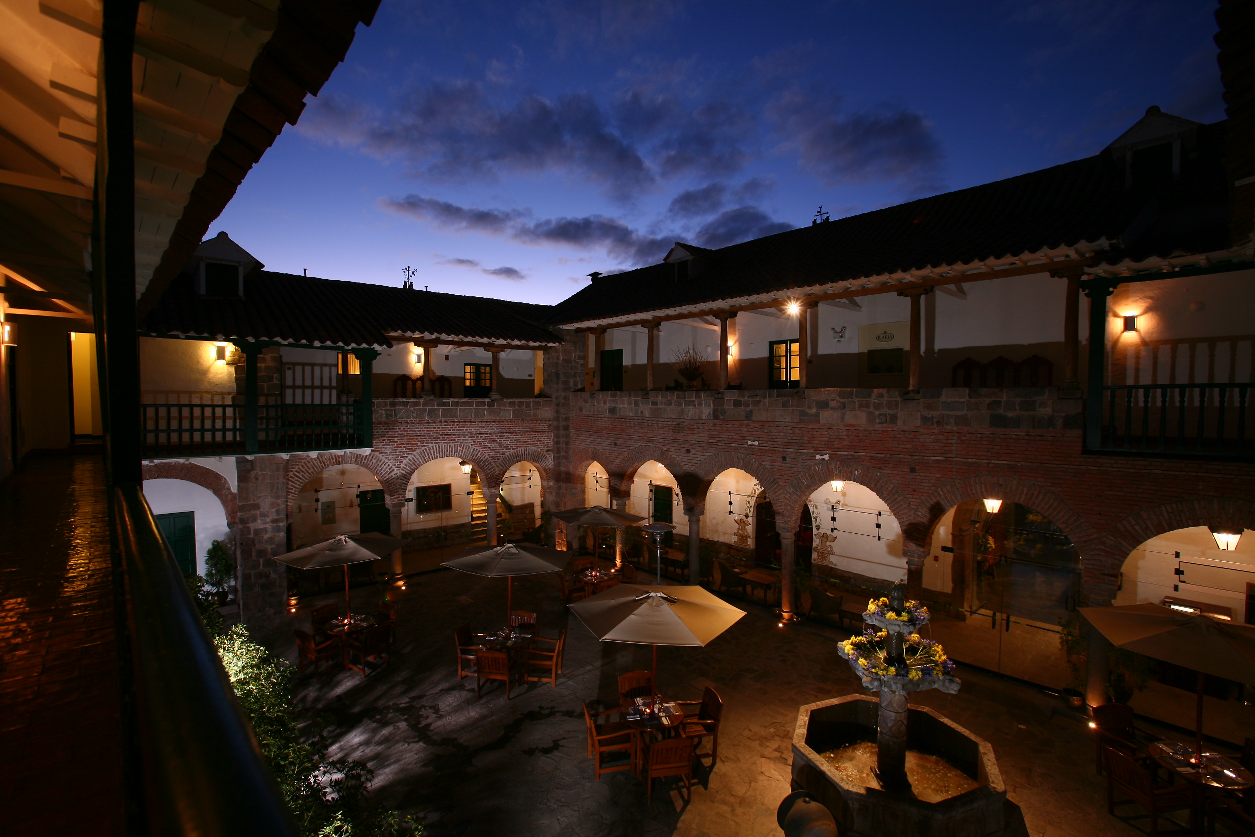 Casa andina premium for Hotel casa andina private collection cusco